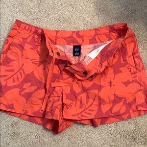 Hawaiian board shorts